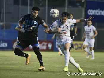12 de Octubre-Nacional, la jornada continúa en Itauguá - Fútbol - ABC Color