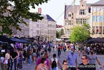 6 mondmaskerboetes en 11 luidsprekers in beslag genomen tijdens druk weekend in Gent