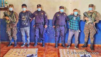 Caen dos cabecillas de la MS en Nahuizalco, Sonsonate - Diario Libre