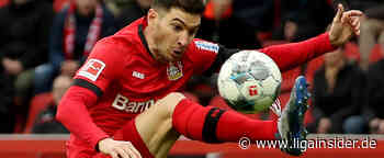 Bayer 04 Leverkusen: Lucas Alario stößt zu seinen Teamkollegen - LigaInsider