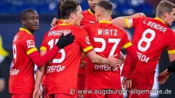 1. FC Lok Leipzig gegen Leverkusen im DFB-Pokal: Liveticker und Übertragung im TV oder Live-Stream - Augsburger Allgemeine