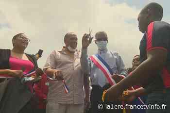 Luc Sonor à l'honneur à Saint Claude - Guadeloupe la 1ère - Outre-mer la 1ère