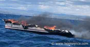 Cassis - La Ciotat : un voilier s'enflamme au large et fait 5 blessés - La Provence