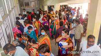 Coronavirus India LIVE updates: Health Min says 'vaccine for all, free vaccine' campaign helped coverage of 30-40 cr in 24 days - The Indian Express