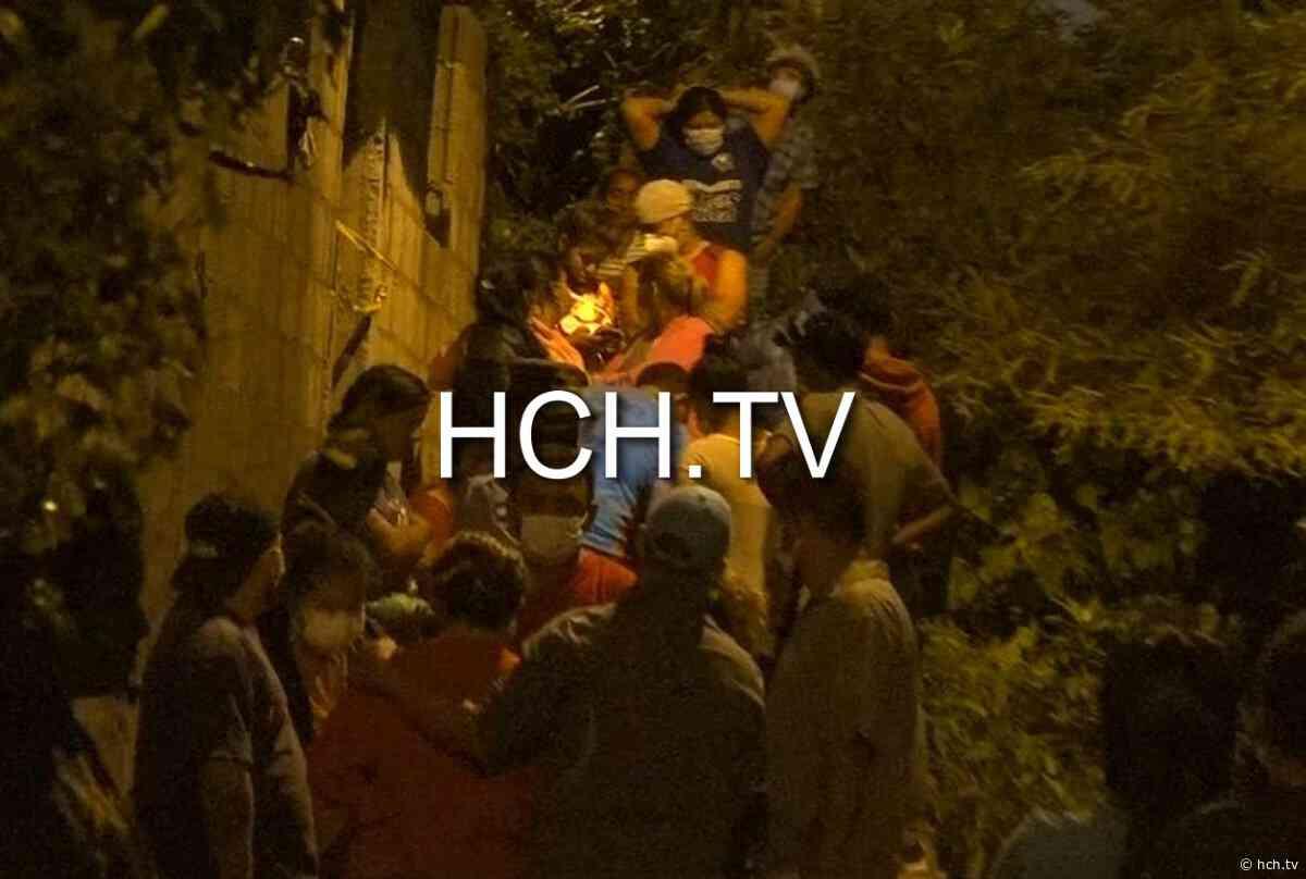 Cipote de 12 años toma una decisión equivocada #MóvilTGU - hch.tv
