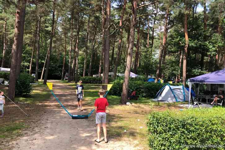 """Campings hebben weinig plaats voor extra kampeerders uit Wallonië: """"We moesten ze teleurstellen"""""""