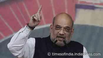 Conspiracies of disruptors, obstructers can't derail India's development trajectory: Amit Shah