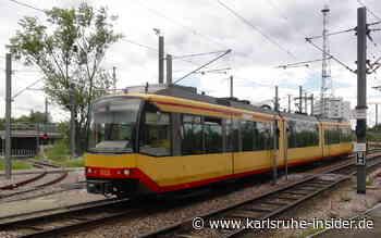Für Wochen: Stadtbahnen zwischen Rastatt und Karlsruhe fallen aus - Karlsruhe Insider