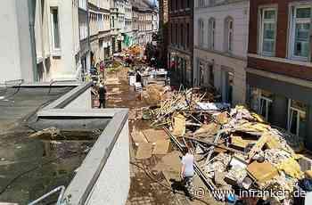 Erlangen: Fränkische Rettungskräfte helfen nach Todesflut in NRW - so groß ist die Zerstörung