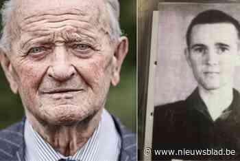 Looienaar Louis Boeckmans (98), de laatste getuige van oorlogsgruwel in Fort van Breendonk overleden
