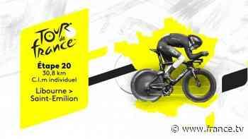 Direct TV : Tour de France 2021 - Etape 20 : Libourne > Saint-Émilion - france.tv