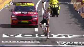 Matej Mohoric réalise le doublé à Libourne ! - Extrait en streaming - france.tv