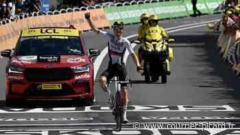 Tour de France: victoire du Slovène Matej Mohoric à Libourne - Le Courrier picard