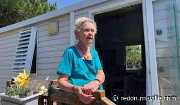 Pornic. Depuis cinquante ans, Danielle séjourne au même camping ! - maville.com