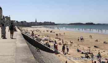Il fait beau, il y a du monde, à Saint-Malo - maville.com
