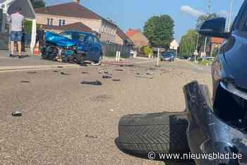 Twee gewonden bij ongeval in Munsterbilzen