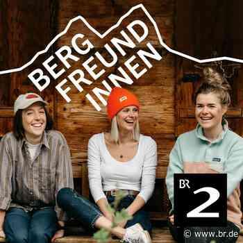 Trocken ist anders   Tag 1 Alpenüberquerung   Oberstdorf - Rappenseehütte - Bergfreundinnen - BR24