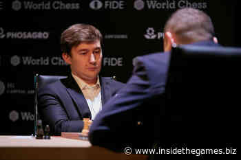 Russian chess head hopeful of home wins at World Cups in Sochi - Insidethegames.biz