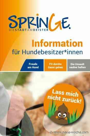 Hundegassibeutelknochenverteilaktion » Bad Münder / Springe - neue Woche