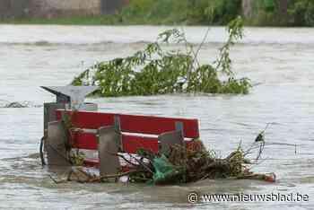 Gemeente doneert 10.000 euro aan Rode Kruis na overstrominge... (Aalter) - Het Nieuwsblad