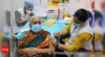 Coronavirus live updates: Over 41 crore vaccine doses administered in India so far, says govt - Times of India
