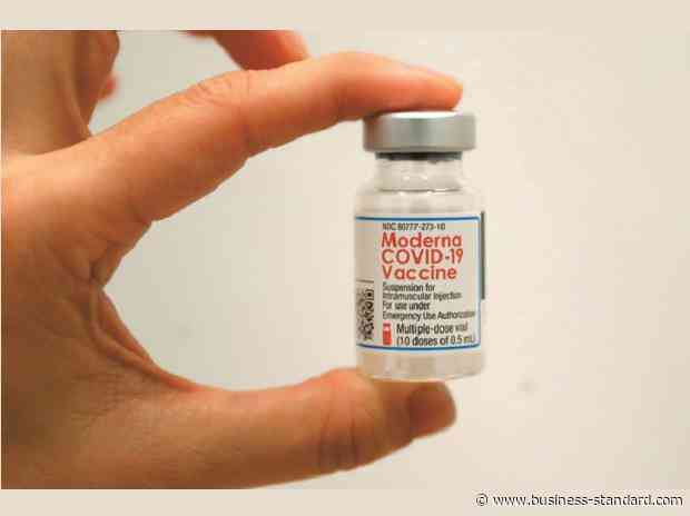 Covid LIVE: India has been offered 7.5 mn Moderna doses via Covax, says WHO - Business Standard