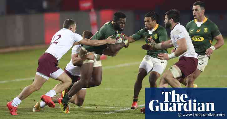 South Africa sweating over fitness of captain Kolisi for first Lions Test