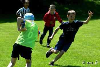 À Cherbourg, les enfants s'éclatent au Sport Vacances - actu.fr