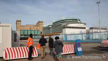Croisières : retour espéré des paquebots le 18 septembre à Cherbourg - France Bleu