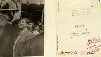 Le monde imparfait du photoreporter Gilles Caron s'expose à Cherbourg - Franceinfo