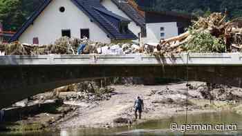 Überschwemmungen in Europa: Mindestens 188 Menschen kamen ums Leben - Radio China International