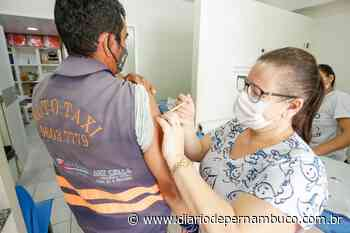 Serra Talhada recebe 3.365 doses da Janssen para grupos autorizados e público em geral a partir de 40 anos - Diário de Pernambuco
