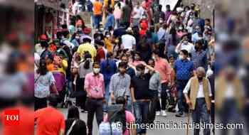 Coronavirus live updates: Over 47 lakh vaccine doses administered in India today - Times of India