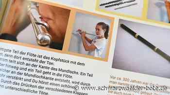 Wildberg - Ein Bilderbuch stellt Instrumente vor - Schwarzwälder Bote