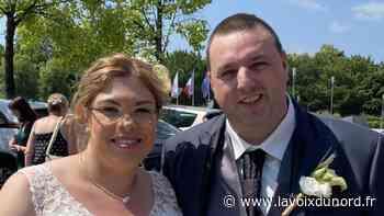 précédent Maubeuge: Coralie et Jérôme se sont mariés - La Voix du Nord