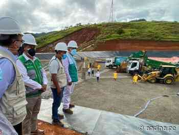 Huánuco: Tingo María ya cuenta con infraestructura para la disposición de residuos sólidos - Agencia Andina