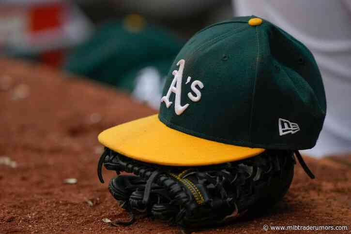 A's Agree To Terms With First-Rounder Max Muncy