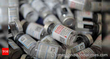 Coronavirus live updates: 'India offered 7.5 million doses of Moderna vaccine; no consensus on indemnity clause yet' - Times of India
