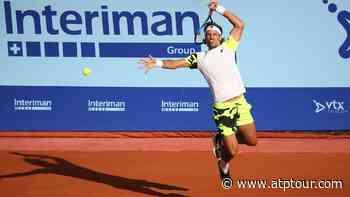 Feliciano Lopez-Marc-Andrea Huesler Battle Ends In Heartbreak In Gstaad - ATP Tour