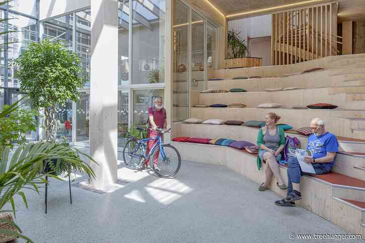 Norwegian Cohousing Project Is Designed Around 'Gaining by Sharing'