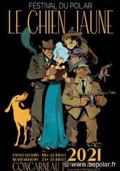 Le chien jaune - Concarneau 19 au 25 juillet 2021 - BePolar.fr