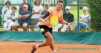 Tennis. Tournoi de Concarneau : Vincent Stouff, le bon numéro - Le Télégramme