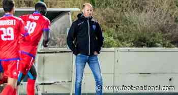 Concarneau : un nouveau joueur officialisé - Foot National
