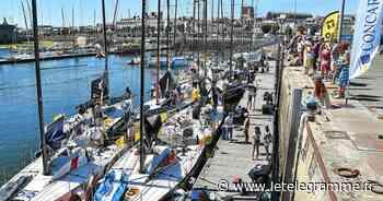33 skippers au départ de la Solo Guy Cotten, à Concarneau - Le Télégramme