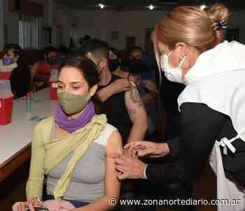 Morón avanza con la vacunación a jóvenes mayores de 18 años - Zona Norte Diario Online