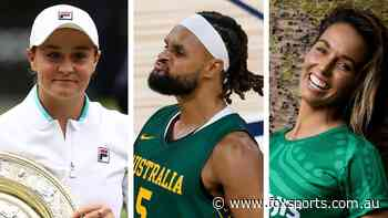 Barty, Boomers and... BMX? Australia's biggest gold medal hopes in Tokyo