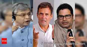 Two Union ministers, Rahul Gandhi, Prashant Kishor on Pegasus list: Report