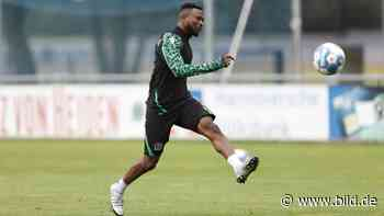 Hannover 96: Nach Quarantäne! Jan Zimmermann stärkt Patrick Twumasi - BILD