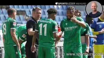 Kommentar: Wetten, das wird dann doch noch was mit Hannover 96?! - Sportbuzzer