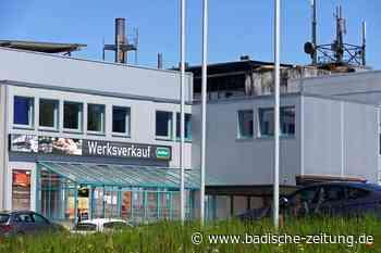 So plant die Fleischfabrik Adler in Bonndorf ihren Wiederaufbau - Bonndorf - Badische Zeitung